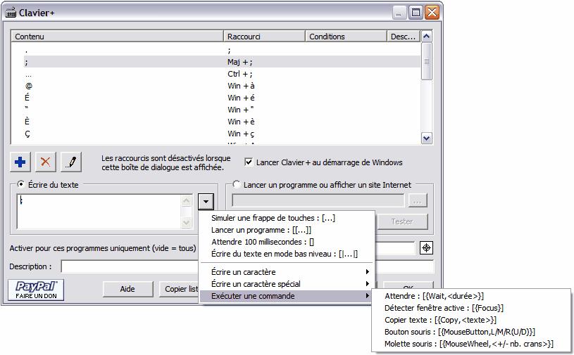 problème lettre clavier ordinateur